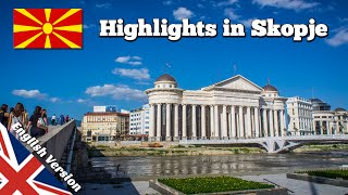 Skopje Macedonia  city photos : 5 Things to do in Skopje, Macedonia (Balkan Road Trip 02)