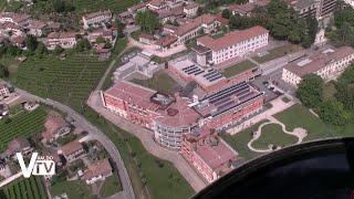 Presentazione reparto riabilitativo Cittadella Ospedaliera Valdobbiadene