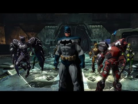 Universe - Find out about the adventures you can have alongside the Dark Knight in DCUO. Follow DC Universe Online at GameSpot.com! http://www.gamespot.com/dc-universe-online/ Official Site - http://www.dcun...