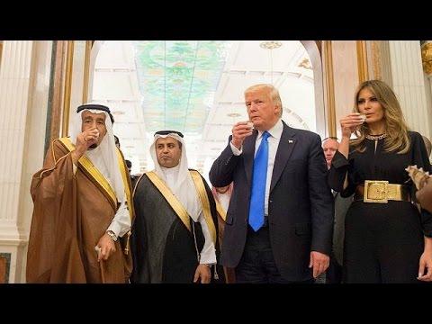 Συμφωνίες δισεκατομμυρίων δολαρίων μεταξύ ΗΠΑ και Σαουδικής Αραβίας