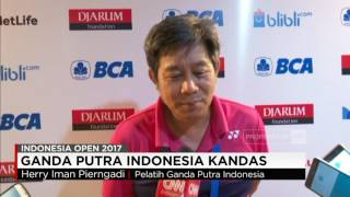 Video Fajar/Rian Gagal Masuk Final, Ini Komentar Pelatih Herry - Indonesia Open 2017 MP3, 3GP, MP4, WEBM, AVI, FLV Oktober 2018