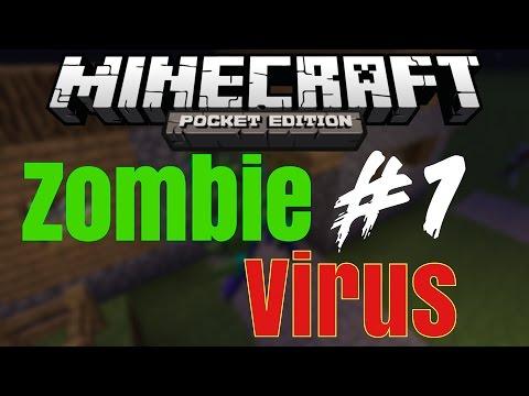 Zombie Virus- MCPE Adventure Map! Episode 1