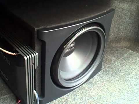 polk audio subwoofer - Subwoofer: Polk audio DXI 12