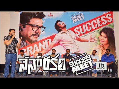 Nenorakam Success Meet