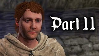 Kingdom Come Deliverance Gameplay Walkthrough Part 11 - Ginger in a Pickle (Full Game)