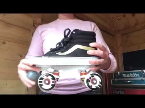 flammers 10 - I can show you how I made my roller skates