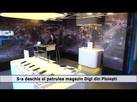 S-a deschis al patrulea magazin Digi din Ploiești