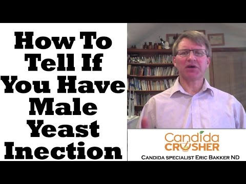 How To Tell If You Have A Male Yeast Infection