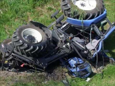 Accidents Agricole partie 1