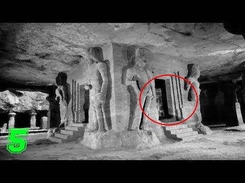 5 stanze segrete nascoste in strutture storiche