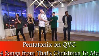 Pentatonix - 4 Songs From