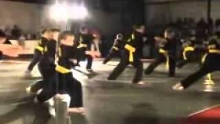 Festival arts martiaux Enfants