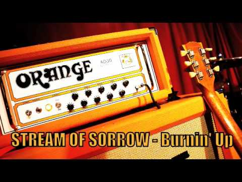 Stream Of Sorrow - Burnin' Up - Stoner Rock online metal music video by STREAM OF SORROW