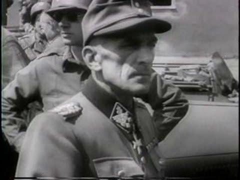 German Leaders Surrender - Doenitz, v. Kleist, Goering, v. Rundstedt, Kesselring, Frank, etc