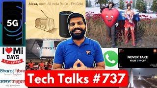 Tech Talks #737 - Xiaomi Camera, PUBG Valentine's Day, Nokia 9, Samsung Folding Phone, OnePlus 5G