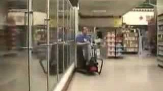 Tourettes Guy in Grocery store!!