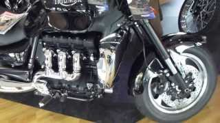 3. 2013 Triumph Rocket III Roadster 2.3 R3 16V 148 Hp 193 Km/h 119 mph * see also Playlist
