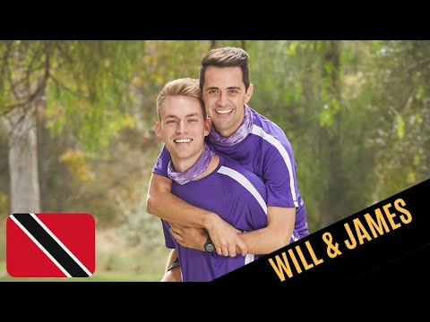 The Amazing Race 32 Leg 1: Will & James