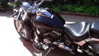 10. YAMAHA V STAR 650 cc CLASSIC - 2005