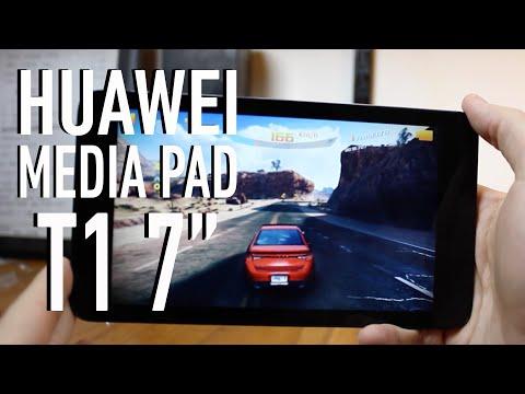 Huawei Tablet Media Pad T1 7.0 - Review en español