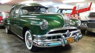 <h5>1951 Pontiac Sedan</h5>