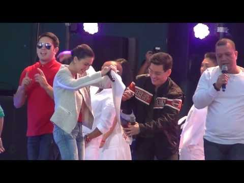 Closing Number At the OneKapamilyaGo Featuring Jodi Sta Maria & Richard Yap
