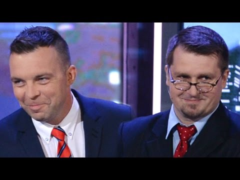 Kabaretowy Klub Dwójki - Debata prezydencka
