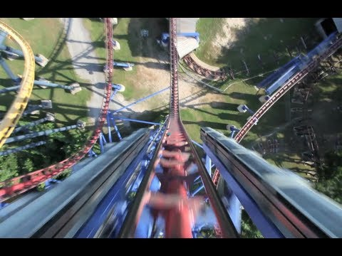 Video Mr. Freeze Reverse Blast POV 2012 Roller Coaster Six Flags Over Texas download in MP3, 3GP, MP4, WEBM, AVI, FLV January 2017
