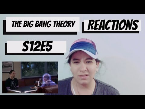 The Big Bang Theory S12E5 Reactions