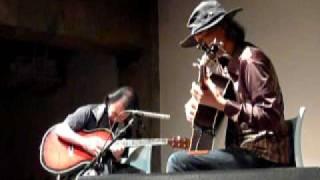 Download Lagu Tetuzi Akiyama (秋山徹次) and BUN666 at Guitaristival, Roppongi SuperDeluxe, Tokyo Mp3