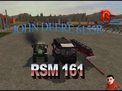 John Deere 6155R v1.0.0.2