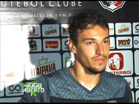[JOGO ABERTO PE] Carlinhos Paraíba volta a treinar e pode jogar na partida de sábado