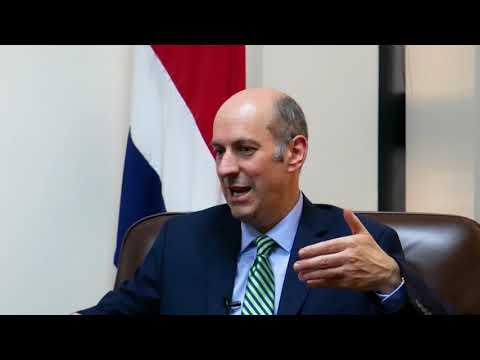 Entrevista con Rodrigo Cubero, presidente del Banco Central I Parte