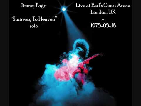 Video Led Zeppelin 1975 05 18 Stairway To Heaven solo download in MP3, 3GP, MP4, WEBM, AVI, FLV January 2017