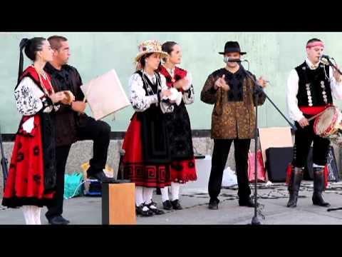 Fiesta de las Madrinas en Encinasola de los Comendadores.mov