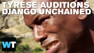 Nonton Tyrese's Impassioned Django Unchained Audition Tape | What's Trending Now Film Subtitle Indonesia Streaming Movie Download