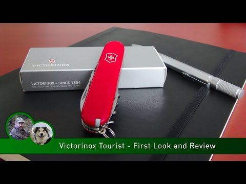 Victorinox Tourist - First Look & Review