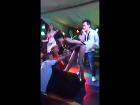 Don't tip a backup dancer while drunk