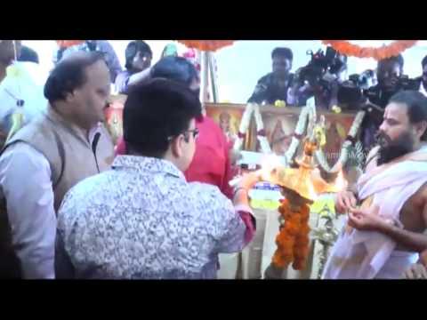 Jeyikkira Kuthira Movie Launch -  Jeevan, Dimple Chopade, Ambika Soni