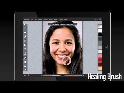 ArtStudio for iPad version 5.0 - official presentation