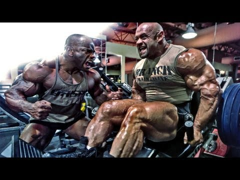 Bodybuilding Motivation – No Time To Waste (ShaQx)