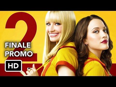 "2 Broke Girls 6x22 Promo ""And 2 Broke Girls: The Movie"" (HD) Season Finale"