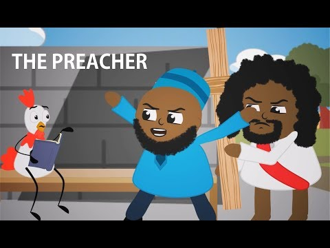 Bubu & Fawol - The Preacher (episode 2)
