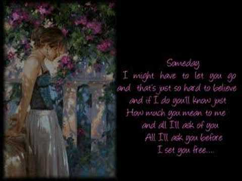 Celine Dion Forget Me Not