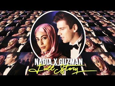 The Full Story of Nadia & Guzman | Part 01 (Netflix ELITE)