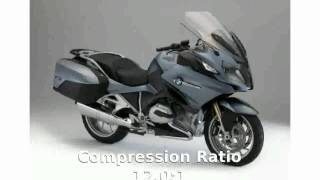 4. BMW R 1200RT -  Engine Top Speed