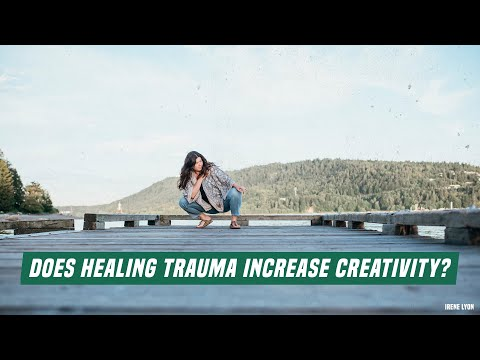 Does healing trauma increase creativity?