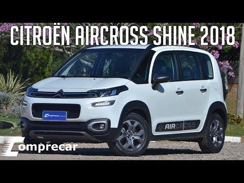 Vídeo do Novo Aircross