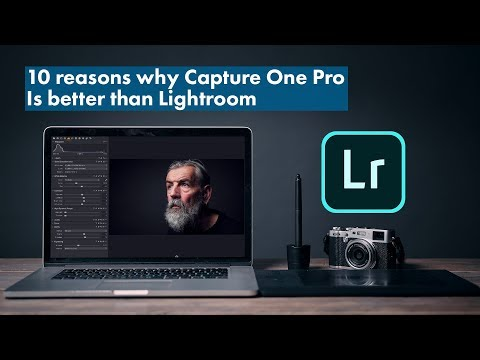 10 Reasons why: I think Capture One Pro is better than Lightroom