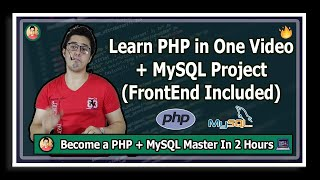 Php Tutorial for Beginners in Hindi with MySQL Project